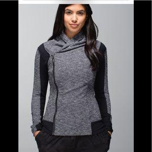 Lululemon Bhakti Yoga Jacket  - Coco Pique